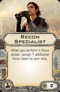 Hangar de l'alliance rebelle Recon-specialist