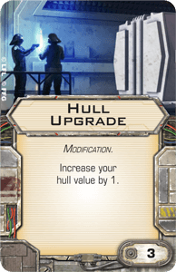 Hangar de l'alliance rebelle Hull-upgrade